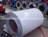Aço de folha grosso de venda do metal da bobina o melhor 0.4mm PPGI de PPGI