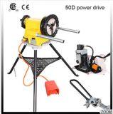 آلة كهربائية أنابيب الخيوط مع Ridgid1206 الجرف القوس