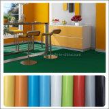 고품질 다른 색깔은 비닐 마루 PVC 지면을 설계했다