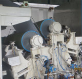 高速三日月形のティッシュの機械装置