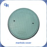 En124 D400 둥근 전기 SMC 맨홀 뚜껑