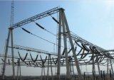 Struttura della sottostazione della struttura d'acciaio di alta qualità