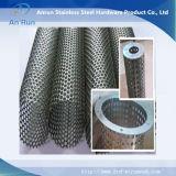 Metal Perforado para Filtros Automáticos