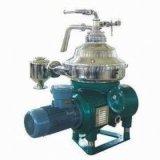 El tazón de fuente del disco máquina de la centrifugadora de 3 fases para la leche desengrasa el separador