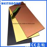 Декоративный лист ACP панели высокого качества 4mm Paneling стены Nano алюминиевый составной