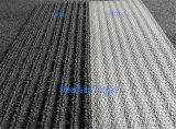 Tapete de tapete não tecido, tapete de veludo com apoio de látex