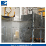 Granite Slab Cutting를 위한 다중 Wire