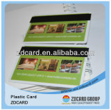 Tintenstrahl gedrucktes Plastik-Kurbelgehäuse-Belüftung kardiert Mitgliedskarte für Loyalität-System
