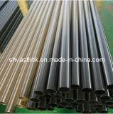 Tubo de acero soldado redondo de carbón del tubo de ERW