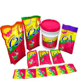 Poudre détergente de poudre à laver de blanchisserie d'OEM/savon de poudre/savon en bloc pour le marché du Chili/marché du Panama/marché du Honduras/marché des Îles Maurice