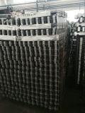 Soem-Aluminiumlegierung ADC12 Druckguss-Teile für Heizungs-Kühler