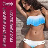 Kleding van het Strand van de Bikini van vrouwen de Sexy Vastgestelde Nieuwe Komende (l3199-2)