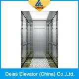 Лифт пассажира энергосберегающей виллы Vvvf селитебный домашний