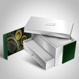 2016 projeto novo, caixa de papel, caixa de indicador, caixa de papel do presente