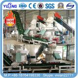 linha de produção da pelota do Husk da madeira/arroz de 3t/H China na venda