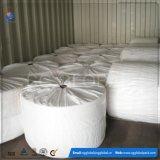 белые сплетенные PP вкладыши зерна 50kg в крене