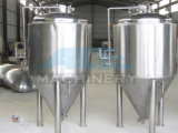 Beer Brewing (ACE-FJG-H1)のための円錐Beer Fermenter Tank