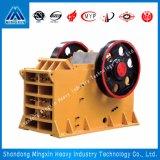 PET (X) Kiefer-Zerkleinerungsmaschine für die Bergbau-maschinelle Bearbeitung
