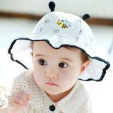 Шлем хлопка младенца 5 цветов милый