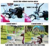 ユニバーサル土Eの電気バイクの自転車のスクーターの日曜日雨屋根