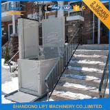동봉하는 수직 휠체어 플래트홈 상승 엘리베이터