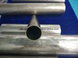 Pipe en acier sans joint recuite lumineuse de précision de Nbk