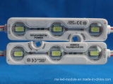 Injeção do módulo do diodo emissor de luz de Samsung 5730 com 3 microplaquetas