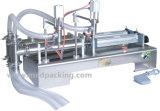 double lotion 300-2500ml principale ou machine de remplissage pneumatique de boissons non alcooliques