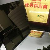 espejo teñido espejo de bronce ligero decorativo de la calidad de 2~10m m para el edificio