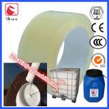 Pegamento piezosensible de la alta calidad/pegamento a base de agua de acrílico para la hoja del rodillo enorme/Pet/PVC/PE de BOPP