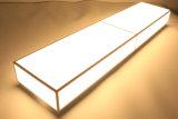 Decken-Lampen-Qualitätssicherung des Gewebe-quadratische LED