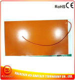 480V Custom Size及びShape及びWattage Silicone Electric Industrial Heater