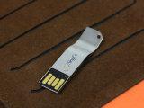 Usb-Blitz-Laufwerk Soem-Firmenzeichen-Metallbookmarks USB-greller Plattenspeicher-Karte USB-Stock Pendrives Blitz-Laufwerk-grelle Karte USB-Daumen-Feder-Laufwerk USB-Blitz