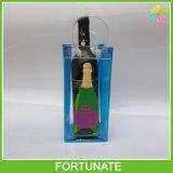 De Verpakkende Zak van de Wijn van de Zak van pvc Chanpagne voor de Partij van de Verjaardag
