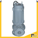 Bomba de aguas residuales sumergible centrífuga del arrabio