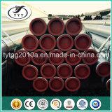 탄소 강철은 기름을 바른 관, 물자 그려진 Q195-Q345를 용접했다