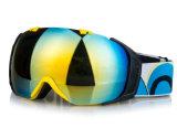 400 óculos de proteção UV por atacado superiores da snowboarding dos vidros de segurança