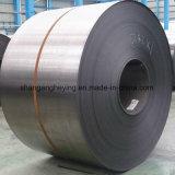 선반에 의하여 냉각 압연되는 코일 또는 강철 CRC 강철