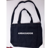 2016豪華な高品質の標準的な綿の丈夫なキャンバスのFoldableショッピング昇進袋