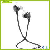 Auricular estéreo sin hilos del mejor de Bluetooth receptor de cabeza del deporte para el ejercicio