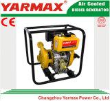 Yarmax 2インチの農場の農業の潅漑の低い燃料消費料量のディーゼル水ポンプ