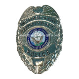 A polícia por atacado feita sob encomenda do metal Badge