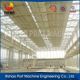 Struttura di tetto d'acciaio Port della cupola di Rizhao