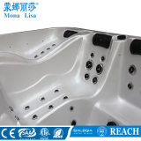 Baquet hydraulique de STATION THERMALE de massage d'utilisation de luxe de 6 personnes (M-3378)