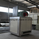 Heißes Sell Electric Manual Powder Coating Oven mit Trolley