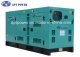 Cumminsのディーゼル機関によって動力を与えられる285kVAの50Hz発電機のレートの出力