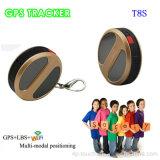 Fabricante profesional de la mini del GPS para el coche y la persona (T8S)
