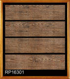 Telhas de assoalho cerâmicas da grão de madeira, telha de assoalho de madeira da porcelana