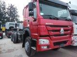 HOWO 371HP는 트레일러를 트럭 운반한다