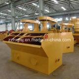Machine de cellules de flottaison de mine d'or mini